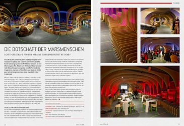 Germany's Licht magazine features Embassy